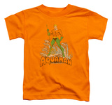 Toddler: Aquaman - Aquaman Distressed