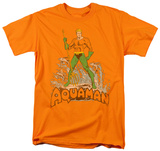 Aquaman - Aquaman Distressed