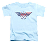 Toddler: Wonder Woman - Red White & Blue