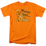 Garfield - Waste Not
