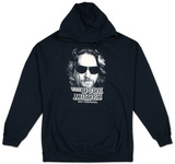 Hoodie: The Big Lebowski - The Dude Abides