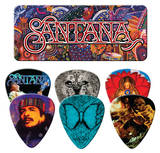 Santana - Supernatural Guitar Picks