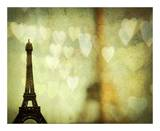 Paris is for Lovers Art Print