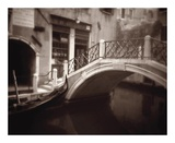 Buy Canal Bridge at AllPosters.com