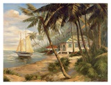 Key West Hideaway Art Print
