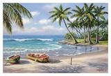 Buy Tropical Bay at AllPosters.com