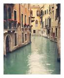 When in Venice Art Print