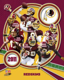 Washington Redskins 2011 Team Composite