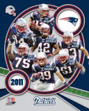 New England Patriots 2011 Team Composite
