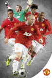 Man Utd-Players 11-12