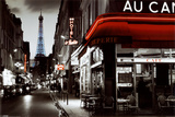 Rue Parisienne Poster