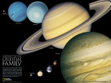 National Geographic The Solar System