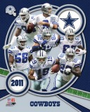 Dallas Cowboys 2011 Team Composite