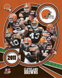 Cleveland Browns 2011 Team Composite
