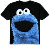 Sesame Street - Big Photo Cookie