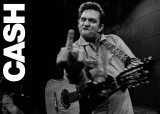 Johnny Cash-San Quentin Giant Poster