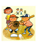 Batter Up - Jack and Jill, August 1964