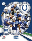 Indianapolis Colts 2011 Team Composite