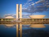 Brazil, Distrito Federal-Brasilia, Brasilia, National Congress of Brazil