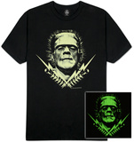 Glow in the Dark Frankenstein w/bolts