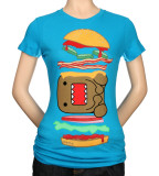 Juniors: Domo - Burger Domo