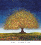 Buy Dreaming Tree Blue at AllPosters.com