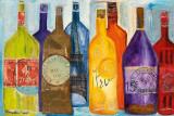 Viva la Bourgogne Art Print