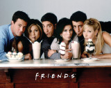 Buy Friends - Milk Shakes at AllPosters.com