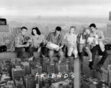 Buy Friends - Over New York at AllPosters.com
