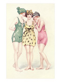 Women in Bathing Costumes