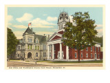 Post Office, Courthouse, Montpelier, Vermont