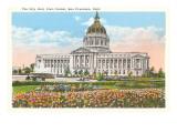 City Hall, Civic Center, San Francisco, California
