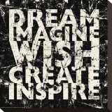 Buy Marble Dream Imagine at AllPosters.com