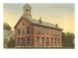 Courthouse, Woodstock, Vermont