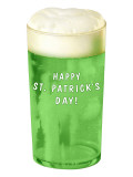 St. Patricks Day, Green Beer