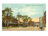 Depot and Merchants Row, Rutland, Vermont