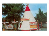 Tepee Tourist Trap
