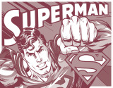 Superman - Duotone