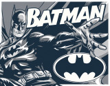 Batman - Duotone