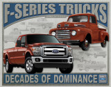 Ford - F-Series Trucks Tin Sign