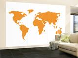Carte des Etats-Unis : protection de l'environnement
