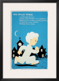 Historic Reading Posters - Wee Willie Winkie