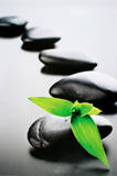 Buy Zen Stones-Green at AllPosters.com