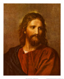 Christ at Thirty-Three Art Print