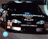 Dale Earnhardt Car Shot - Front View
