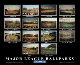 Major League Ballparks: American League