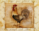 Rustic Farmhouse Rooster II