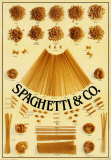 Spaghetti and Co. Poster