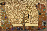 Buy The Tree of Life, Stoclet Frieze, c.1909 at AllPosters.com