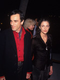 Buy Actor Daniel Day-Lewis with Wife Rebecca at Film Premiere of &quot;The Crucible&quot; from Allposters